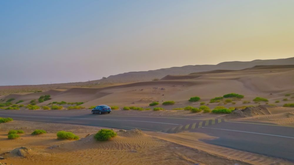 All the Places You Can Go on an Oman Road Trip With a 2WD Car
